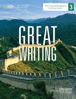 Great Writing    Online Workbook  Professor Tison Pugh