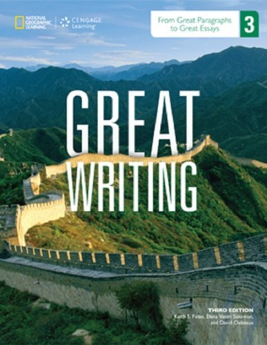 Great Writing 3:Great Paragr.To..Essays