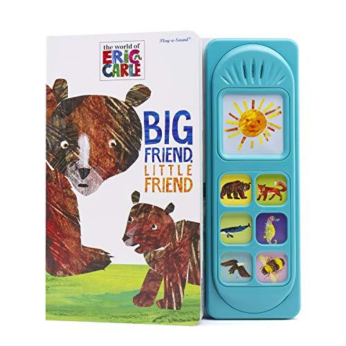 World of Eric Carle, Big Friend, Little Friend Play-a-Sound - PI Kids