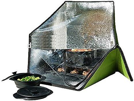 Cocina Solar Bolsa Horno Solar: Amazon.es: Jardín