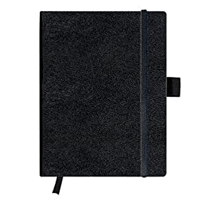 herlitz Notizbuch x.book pro, 190x245 mm, kariert, 104 Blatt