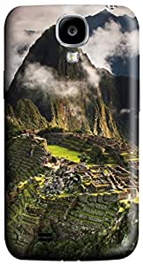Samsung Galaxy S4 Cases,Machu-Picchu-World-Peru 3D Case for Samsung Galaxy S4 I9500