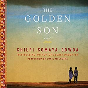 The Golden Son Audiobook
