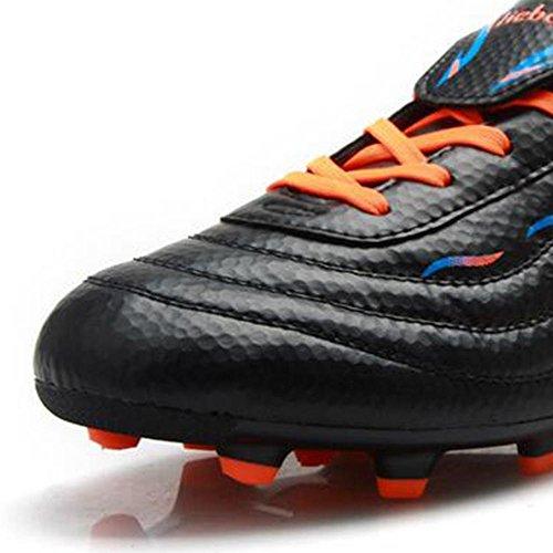 Mr. LQ - Zapatos De Entrenamiento De Fútbol Para Adultos Blue