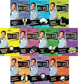 Amazon.com: Bill Nye: The Science Guy Collection: Bill Nye: Movies ...