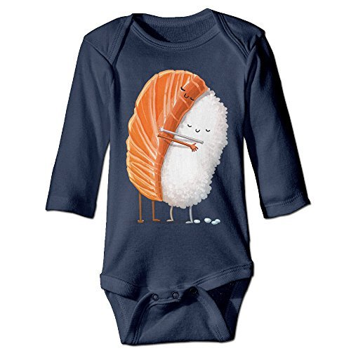 Toto Sushi Hug Bodysuit LONG SLEEVES