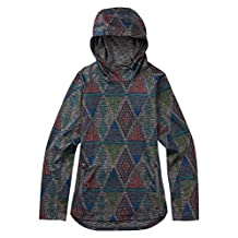 Burton Women's Crystal Pullover, X-Large, Monument Heather De Geo