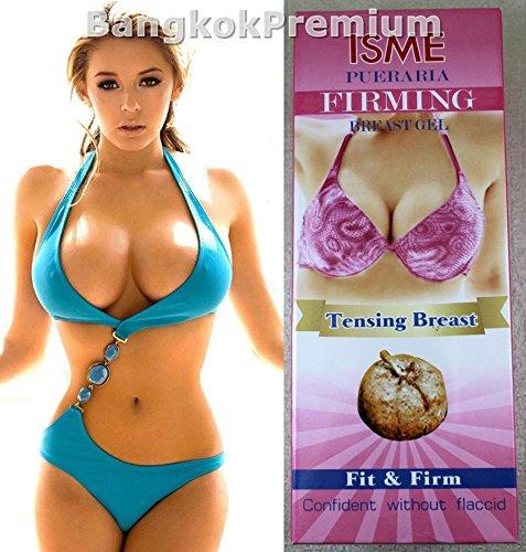 Pueraria Mirifica Breast Gel Cream Enlargement Tensing Fit Firm Aloe Collagen