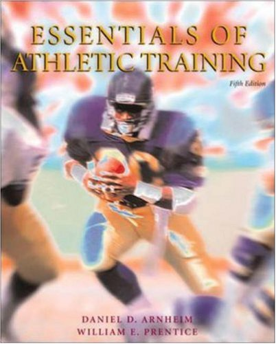 Essentials of Athletic Training Hardcover Version with Dynamic Human 2.0 CD-ROM by McGraw-Hill Humanities/Social Sciences/Languages