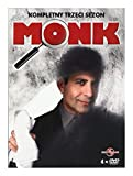 Monk Season 3 (BOX) [4DVD] (IMPORT) (No English version)