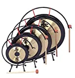 Rhythm Band Instruments RB1072 12 in. Gong with Mallet