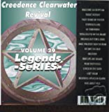 Creedence Clearwater Revival CCR Karaoke Disc - Legends Series CDG