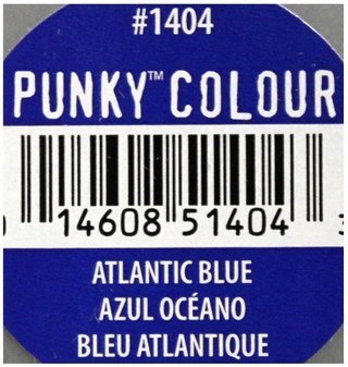 Jerome Russell Punky Colour Semi-permanent Hair Color - Atlantic Blue