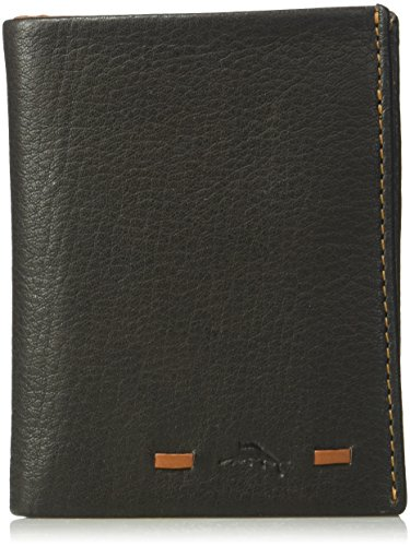 Fold Billfold (Tommy Bahama Men's Tacgenuine Leather Tack Stitch L-fold Wallet)