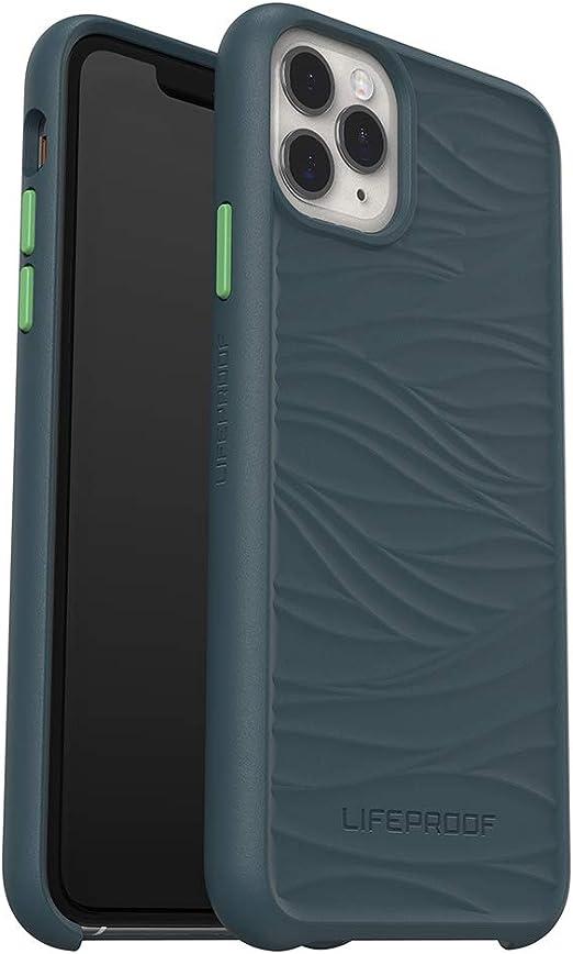 Lifeproof Wake Sturzsichere Schutzhülle Aus Recycleten Ozeanplastik Für Iphone 11 Pro Max Grau Verpackung Recyclebar Elektronik