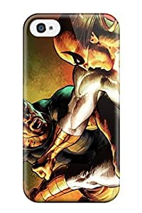 Alicia Russo Lilith's Shop Hot Design Premium Tpu Case Cover Iphone 4/4s Protection Case(marvel)