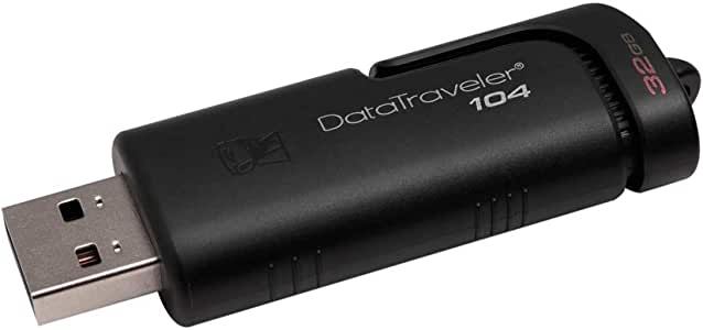 Kingston DT104 32 GB USB Flash Bellek