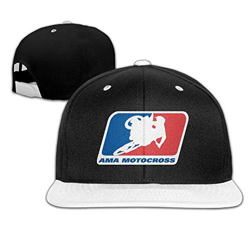Sportster Cross - AmFUN Motocross Championship Logo Adjustable Snapback Hip-hop Cap Baseball Hats
