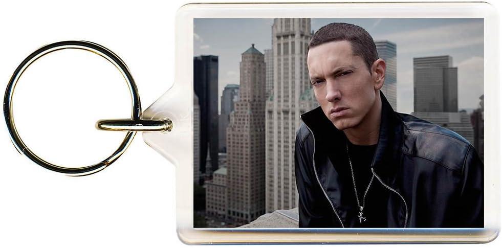 S8keMedia Eminem #2 Keyring 50mm x 35mm