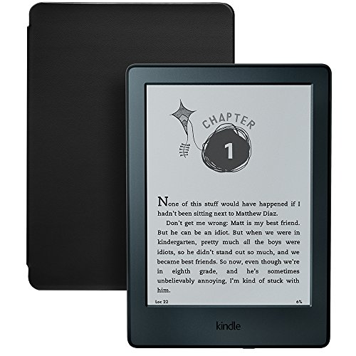 Kindle E-reader for Kids Bundle Only $69.99 (Was $124.98) **2-Year Worry-Free Guarantee**