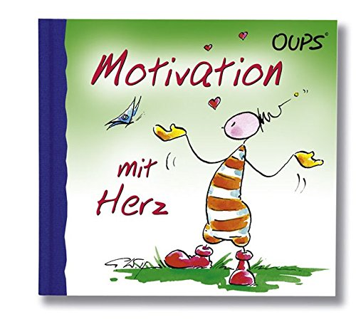 Motivation mit Herz: Oups Minibuch