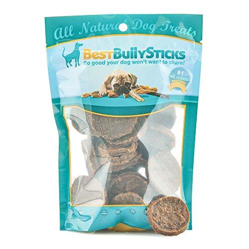 Cheap Best Bully Sticks Venison Bite Dog Treats (8oz.)