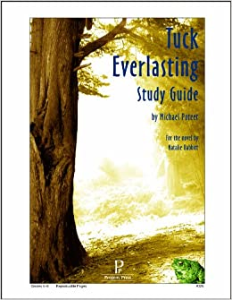 tuck everlasting study guide answer key
