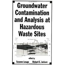 Groundwater Contamination and Analysis at Hazardous Waste Sites