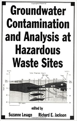 Groundwater Contamination and Analysis at Hazardous Waste Sites (Environmental Science & Pollution)