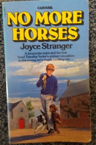 book cover of No More Horses