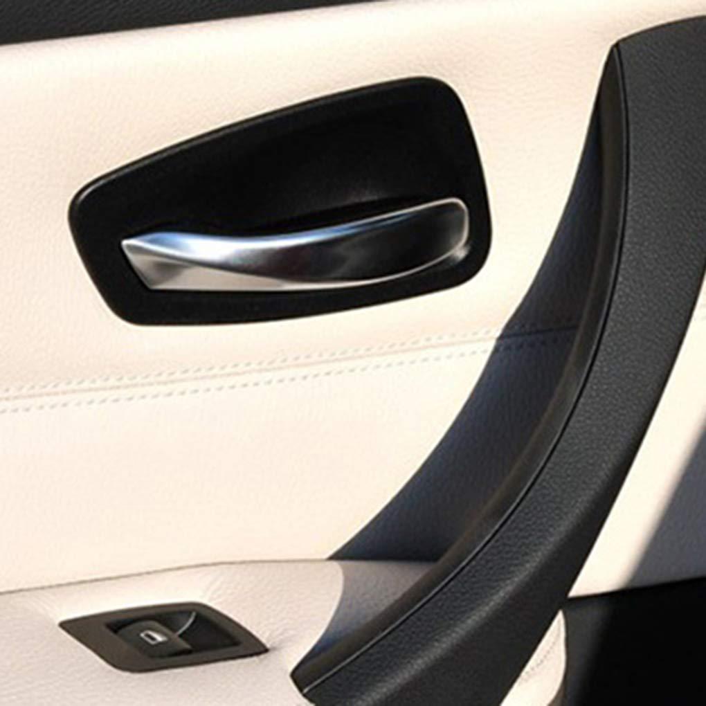 Pandiki Automobile 51417230849 Lato Sinistro Auto Maniglia Accessori Auto di Ricambio per Serie 3 E90 2005-2012