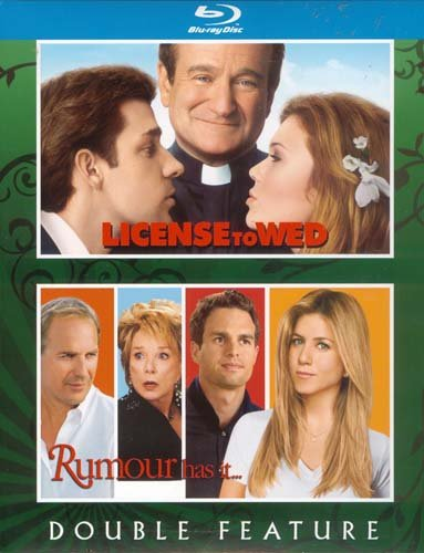 License To Wed / Rumour Has It.... (Double Feature) (blu-ray)