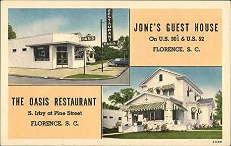 Amazon Com Jones Guest House And The Oasis Restaurant