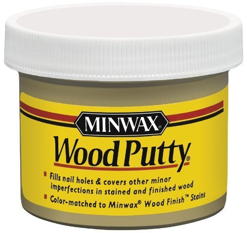Minwax 13612 3.75-Ounce Wood Putty, Maple by Minwax by Minwax