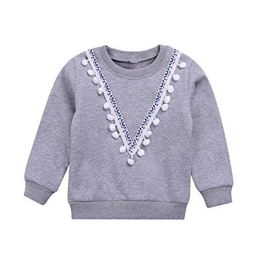Infant Baby Fleece Sweatshirt - 1