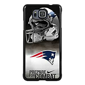 Popular Samsung Galaxy Alpha Case ,New England Patriots black Samsung Galaxy Alpha Cover Beautiful And Durable Designed Case
