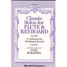 Classic Solos for Flute & Keyboard