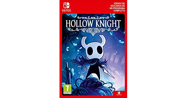 Hollow Knight [Switch - Download Code]: Amazon.es: Videojuegos