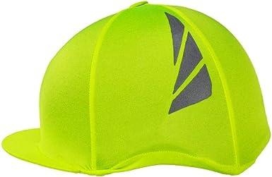 Flo Yellow NOS Lycra Saddle Cover