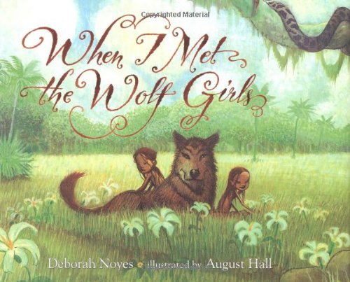 Download When I Met the Wolf Girls pdf