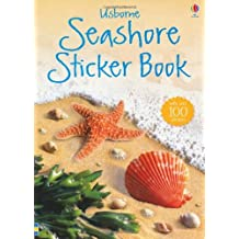 Seashore Sticker Book (Usborne Sticker Books) by Lisa Miles (2010-06-30)