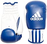 adidas 'Rookie' Boxing Gloves, Red/White, 6oz