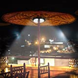 Patio Umbrella Lights, Rechargeable TOTOBAY 28 LEDs Cordless Umbrella Pole Light for Patio Umbrellas, Camping Tents and Other Outdoor Use,2 Level Dimming Switch