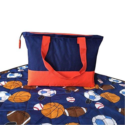 Maschinenwäsche camping Oxford tuch Picknick mat Mat erhöhen outdoor Feuchtigkeits- pad Matratze