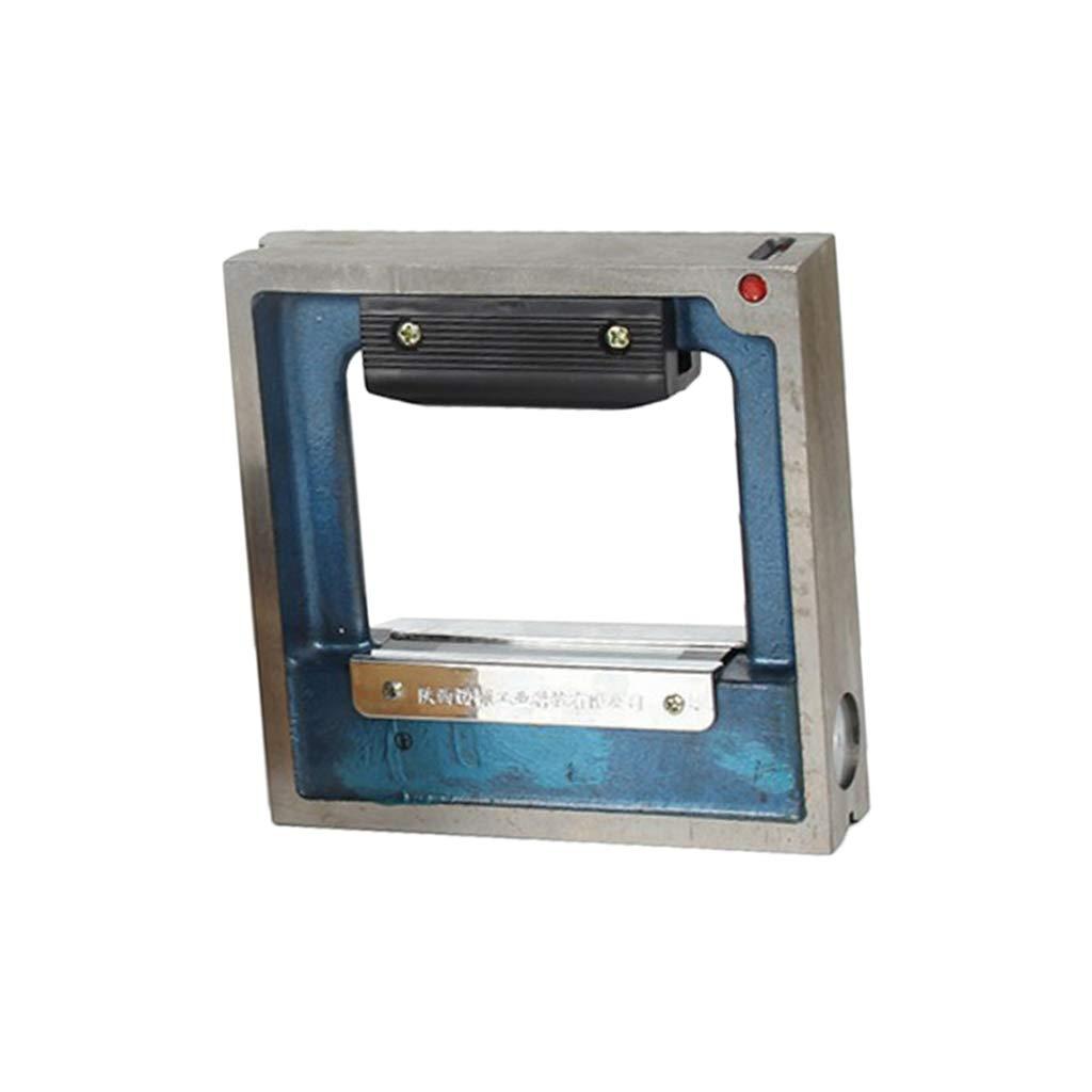 CUTICATE Precision Engineers Level, Machine Bar Level, 0.02mm Premium Quality Iron - 200mm by CUTICATE