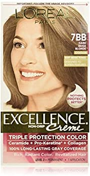 Exc H/C Bge Blnd #7bb R Size 1ct L'Oreal Excellence Creme Hair Color Dark Beige Blonde #7bb