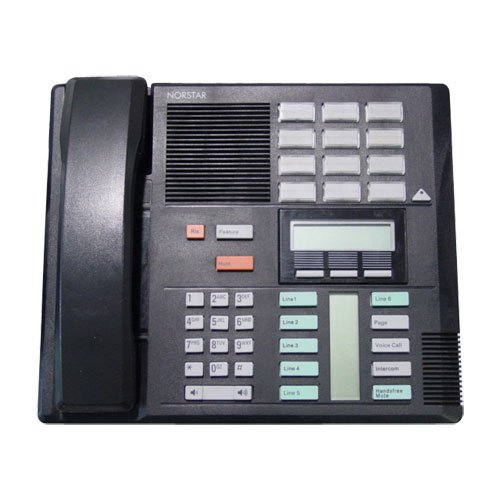 nortel-meridian-m7310-black