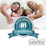 SafeRest Twin Size Premium Hypoallergenic
