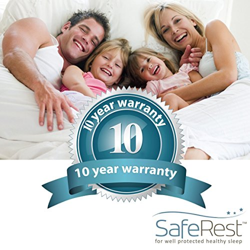 Queen Size SafeRest Premium Hy Mattress Protectors