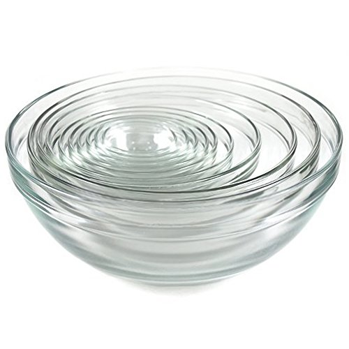 Kangaroo's 10 Pc Glass Bowl Set;